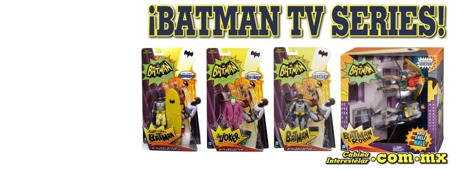 ¡Batman Sixties Tv Series!
