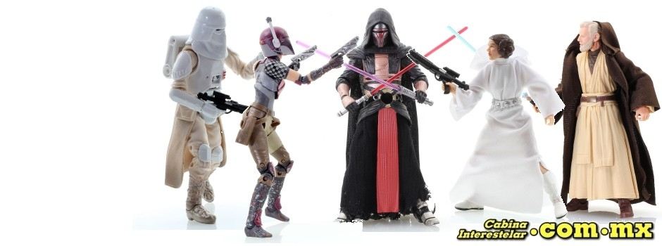 ¡Black Series Phase 3!
