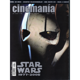 Revistas: Cinemanía Episodio III [No. 104-Mayo 2005]