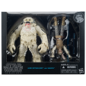 "Black Series 6"" Deluxe: Wampa w/ Luke Skywalker C-8/9"