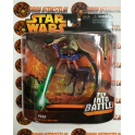 ROTS Deluxe: Yoda Fly Into Battle w/ Can-Cell C-8/9
