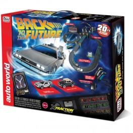 Back to the Future: Pista de Carreras [Slot Car Race Set]