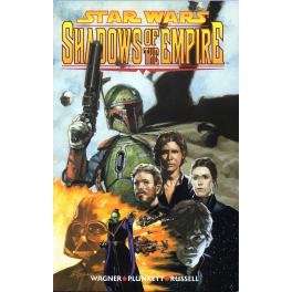 Dark Horse: Shadows of the Empire [VG+]