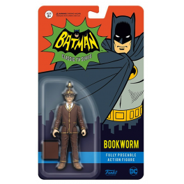 DC Funko: Book Worm C-8/9 [Batman TV Series]