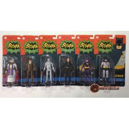 DC Funko: Batman TV Series Complete Set [6 Piezas]