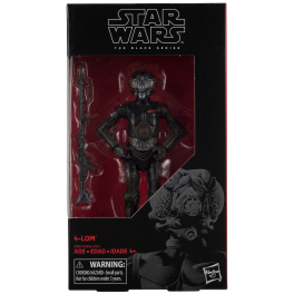 Black Series: 4-LOM
