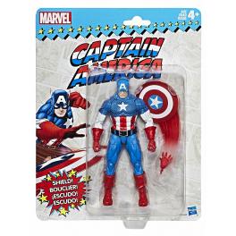 Marvel Legends Retro: Captain America