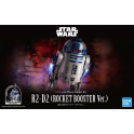 "Bandai: R2-D2 6"" Rocket Booster Model Kit [Modelo para Armar]"
