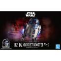 "Bandai: R2-D2 6"" Rocket Booster Model Kit [Modelo para Armar]"