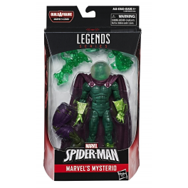 Marvel Legends: Mysterio [Lizard BAF]